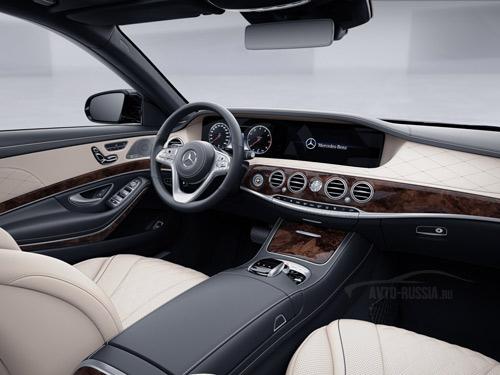 Mercedes S 500 L: цена, технические характеристики, фото Мерседес ...