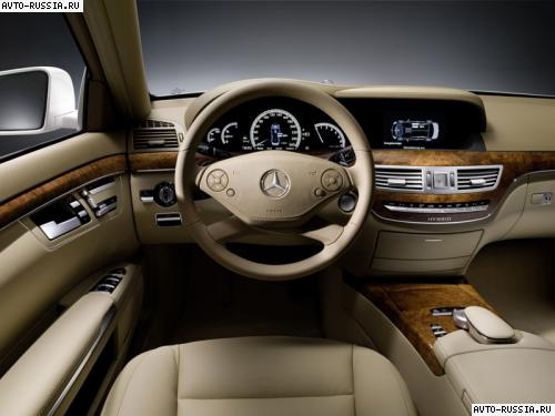 Mercedes S 500 L 4MATIC W221: цена, технические характеристики ...