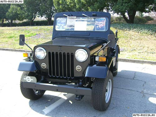 Bill Walsh Jeep