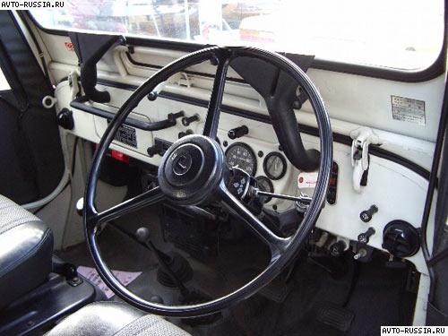 Mitsubishi Jeep: цена Мицубиси Джип, технические ...