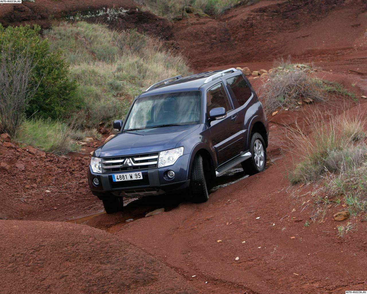 ����@Mail.Ru: ������� �����������: Mitsubishi Pajero