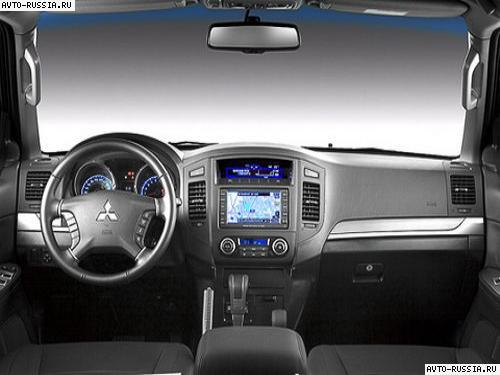 Mitsubishi Pajero IV 3D   Car pictures