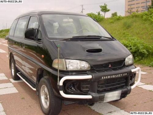 Инструкция Mitsubishi Space
