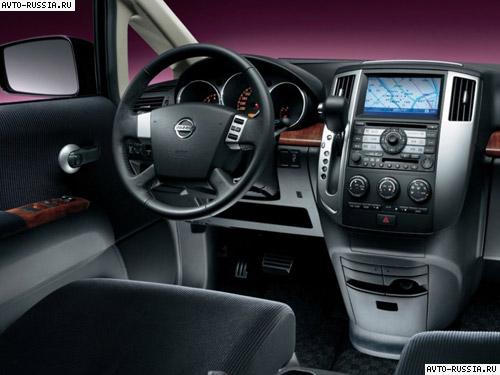 Nissan Presage: 07 фото.