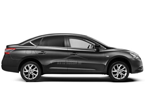 Nissan Sentra: цена Ниссан Сентра, технические ...