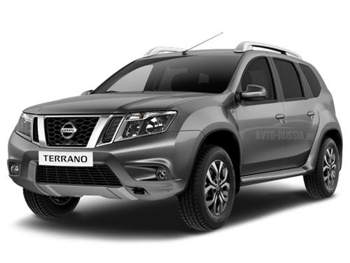 ���������� Nissan Terrano - ������, ����, �������������� ...