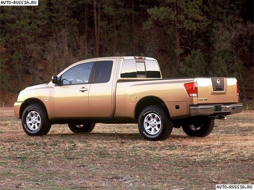 Nissan Titan Ниссан Титан  Продажа Цены Отзывы Фото