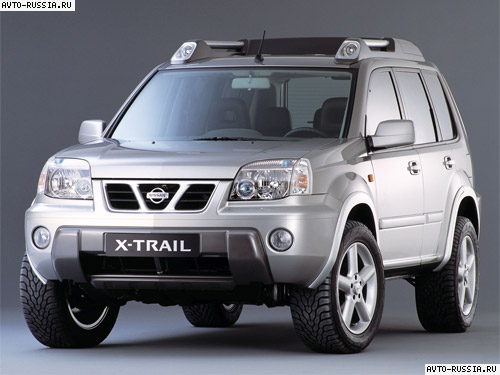 nissan x-trail дизель 2002г. страны производства