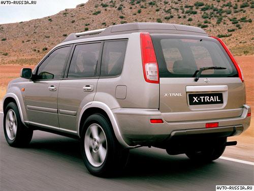 nissan x-trail 2003 технические характеристики япония