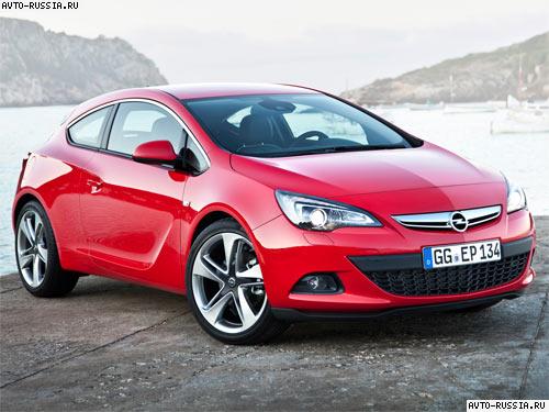 Opel Astra H (Опель Астра H): Какой дорожный просвет