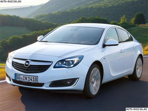 Opel insignia specs