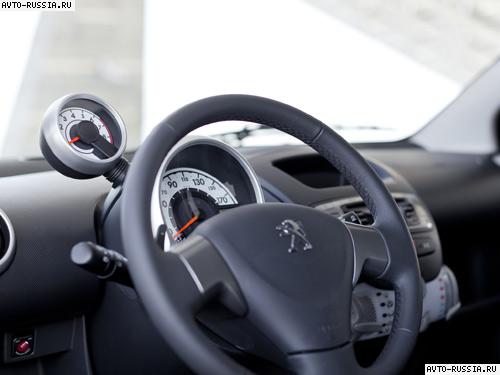 какое авто лучше для девушки? Peugeot_107_5