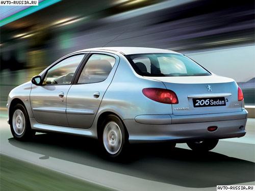 Peugeot 206 Sedan 1.4 MT: цена, технические характеристики ...: http://avto-russia.ru/autos/peugeot/peugeot_206_sedan_1-4_mt.html