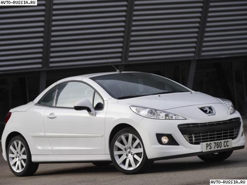 Технические характеристики Peugeot 207 / Пежо 207 ...