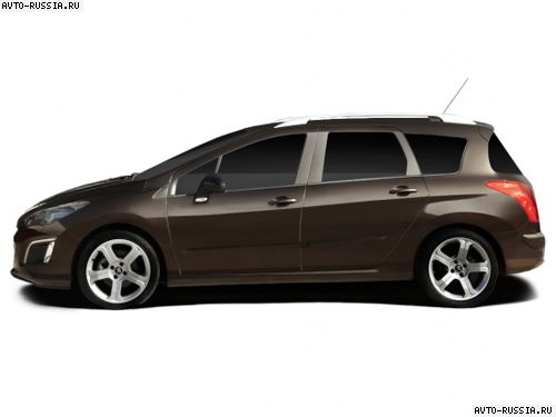 ... Peugeot 308 SW 1.6 THP AT / Пежо 308 Универсал 1.6 THP AT