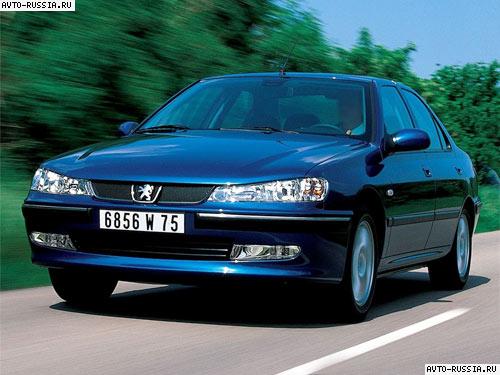 peugeot 406, 1998 дизель отзывы