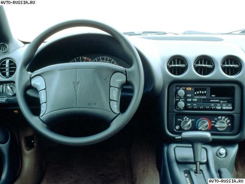 Технические характеристики Pontiac Firebird (Понтиак...