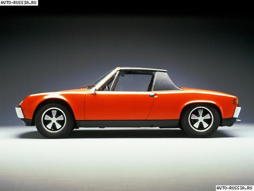 тех характеристика авто porsche 914
