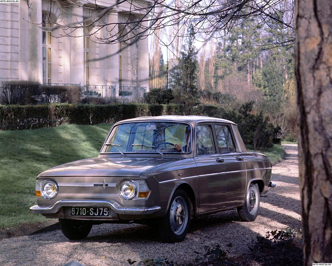 Обои Renault 10 1280x1024