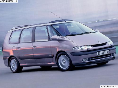 отзывы автовладельцев renault espace 2001 года