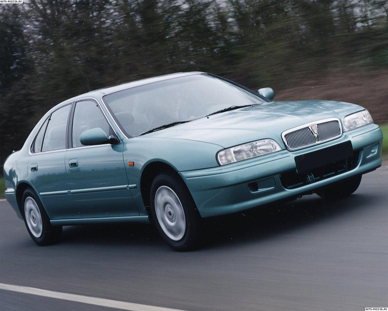 Rover 600 Инструкция