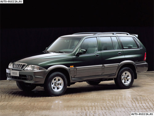 SsangYong Musso 602EL: Photos, Reviews, News, Specs, Buy car