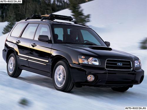 Subaru Forester II: цена, технические характеристики, фото Субару ...