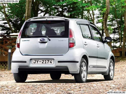 Subaru Justy: цена, технические характеристики, фото Субару Джасти ...