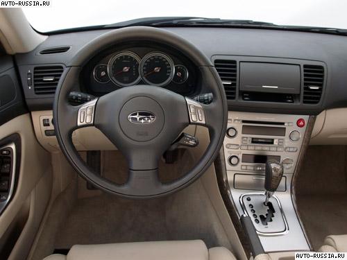 Subaru outback h6 3 0 фото