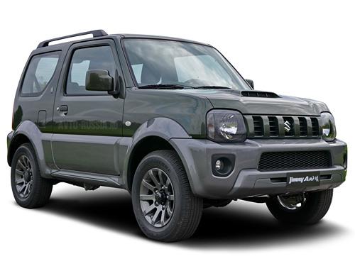Технические характеристики Suzuki Jimny (Сузуки Джимни)