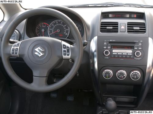 �������������� Suzuki SX4 (������ ��-��� 4)