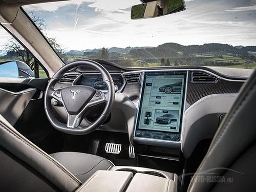 Автомобиль Тесла видео: тест-драйвы, обзоры на русском