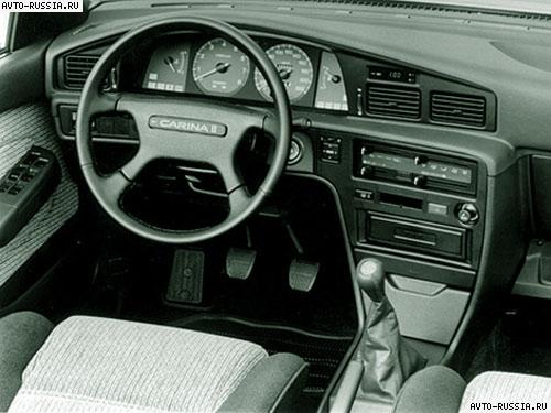 тойота карина 1988 фото