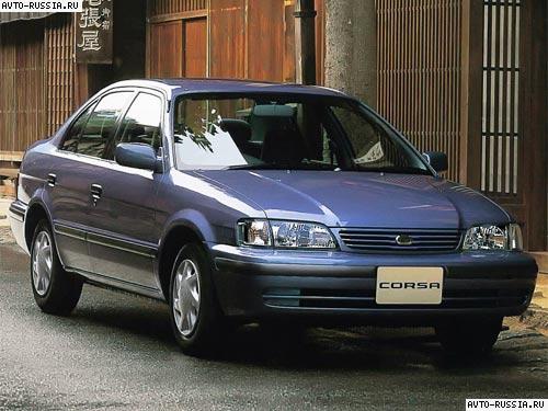 амортизаторы toyota corsa 1992