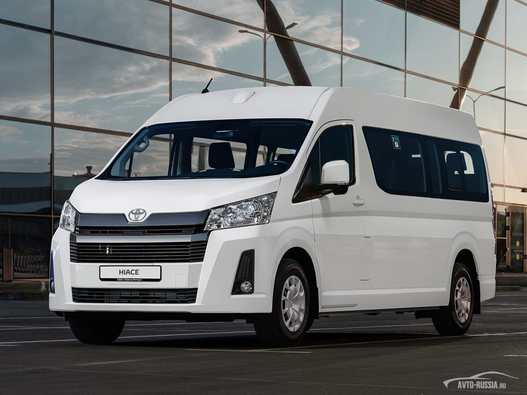 Toyota Hiace Pictures to pin on Pinterest