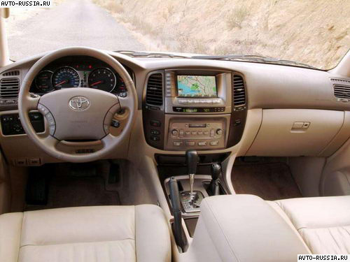 Toyota Land Cruiser (������ ���� ������) - �������, ���� ...