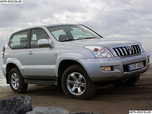toyota land cruiser 120 отзывы