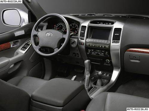 Toyota Land Cruiser 200: цена, технические характеристики ...