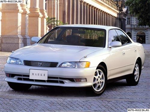 Toyota Mark Ii цена технические характеристики фото