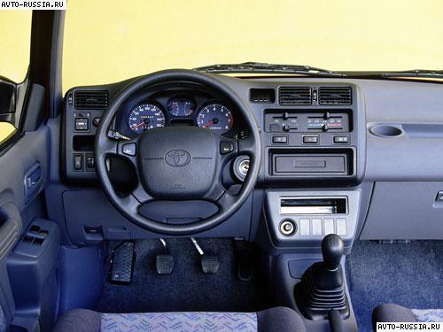 toyota rav4 1994-2000 первое поколение технические характеристики