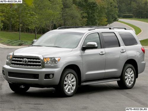 Toyota Sequoia: цена Тойота Секвойя, технические характеристики Тойота Секвойя, фото, отзывы, видео - Avto-Russia.ru