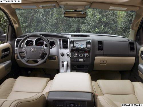 Toyota Sequoia (������ �������) - �������, ����, ������ ...