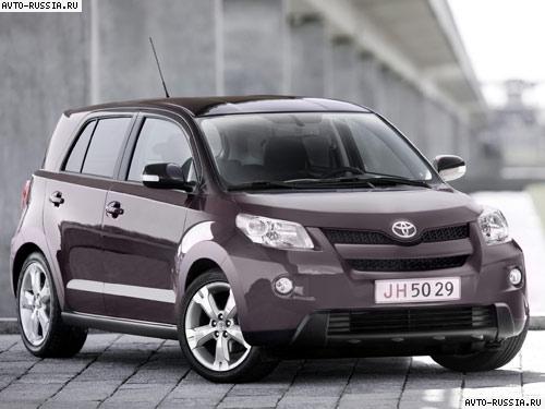 Toyota Urban Cruiser: цена, технические характеристики ...
