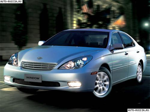 Автомобиль «Тойота Виндом» (Toyota Windom) производит концерн Toyota Motor Corporation из Японии.