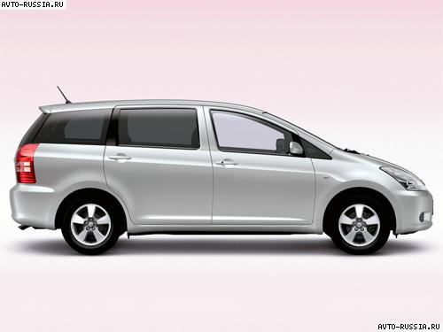 Toyota Wish Toyota Wish Toyota