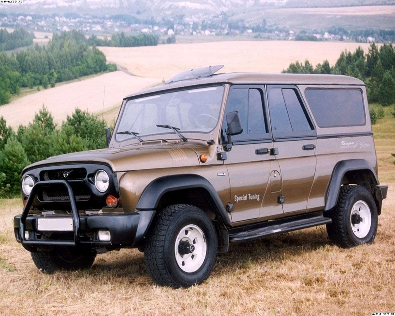 УАЗ 3159: цена, технические характеристики, фото УАЗ 3159, отзывы ...