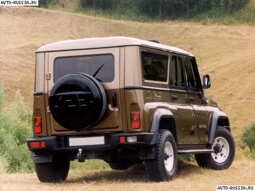 УАЗ 3159: цена, технические характеристики, фото, УАЗ 3159, отзывы HA93