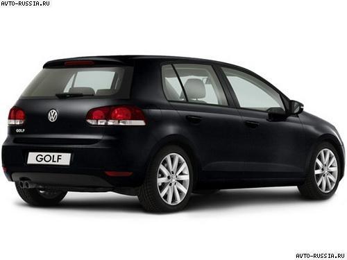 volkswagen golf 1,6 акпп 2010 технические характеристики