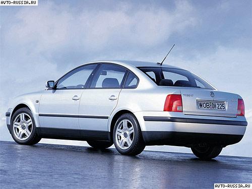 Volkswagen passat b5 фото 7