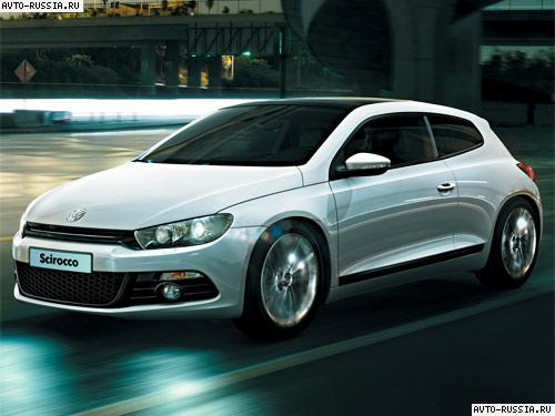 Volkswagen scirocco фото 3